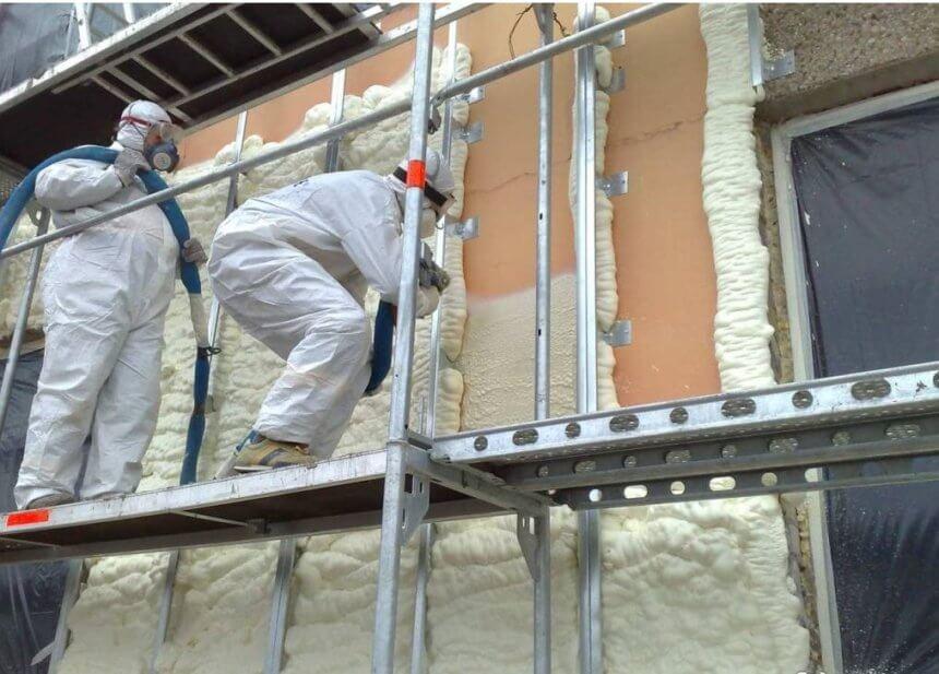Утепление наружных стен дома - приемлемая цена и экономия энергоресурсов