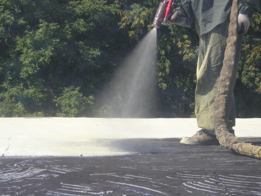 Утепление плоской крыши самым эффективным материалом