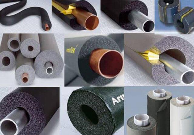 Теплоизоляция труб: утепление трубопроводов ППУ изоляцией