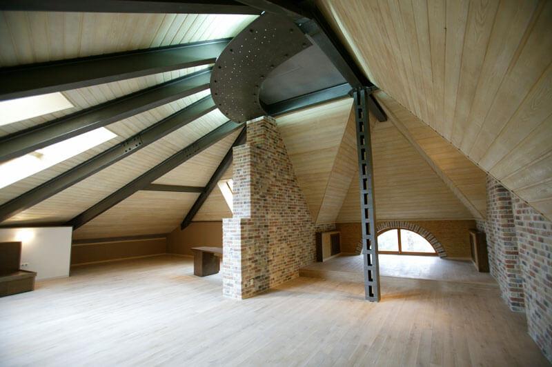 Утепление мансардной крыши. Технологии утепления мансарды