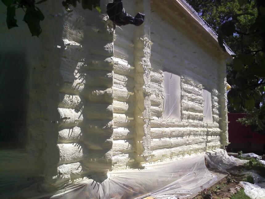 Утепление частного дома в Харькове снаружи. Материалы для утепления фасадов домов
